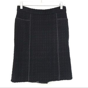 [COUTURE COUTURE] Pencil Skirt w Ruffle Split 40